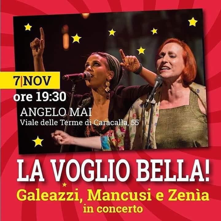 live Angelo Mai